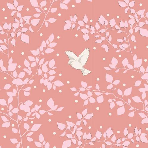 Birdie Rosehip | Tilda | Maple Farms Collection