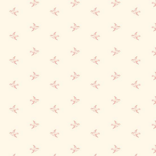 Flight in Pink