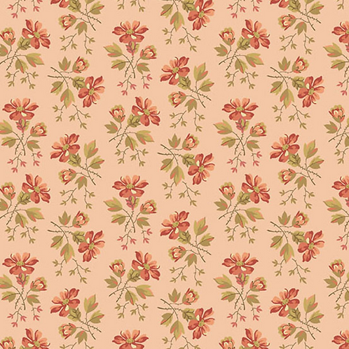 Wildflower | Color: Pink | Edyta Sitar | Laundry Basket Quilts | A-8615-E