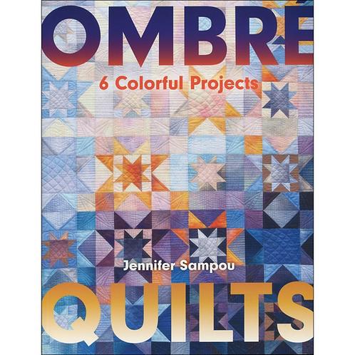 Ombré Quilts Book | Author Jennifer Sampou