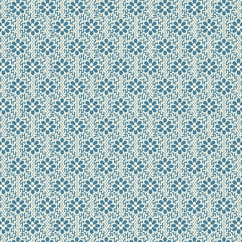 Woven | Color: State Blue | Edyta Sitar | Laundry Basket Quilts | A-9588-B