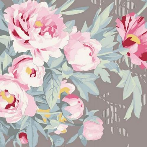 Hazel Grey | Tilda | Woodland Collection