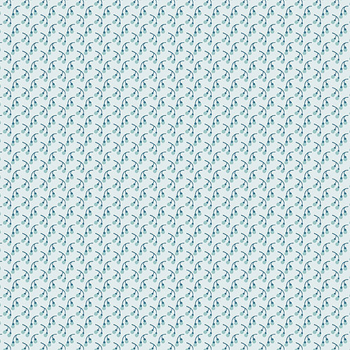 Berries | Color: Periwinkle | Edyta Sitar | Laundry Basket Quilts | A-9590-B