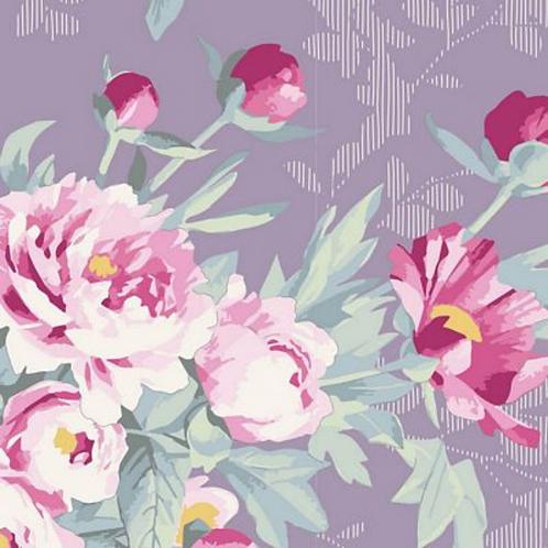 Hazel Lavender | Tilda | Woodland Collection