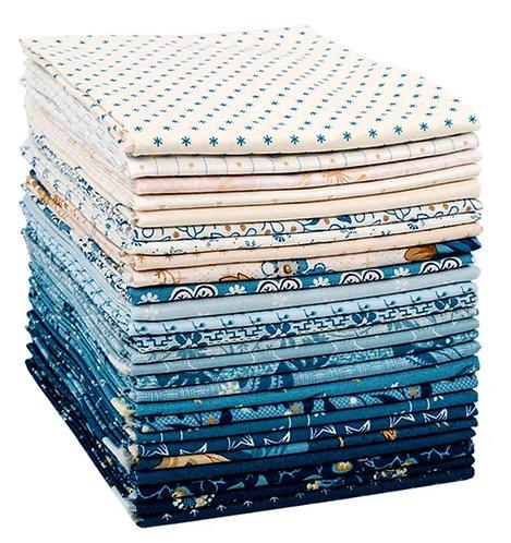 Perfect Union Fat Quarter Bundle | Edyta Sitar with Laundry Basket Quilts