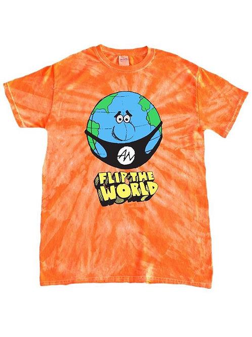 Flip The World Upside Down T-Shirt