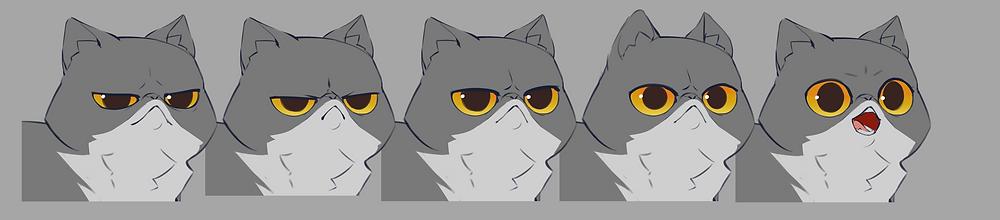 Pupa the AI Cat
