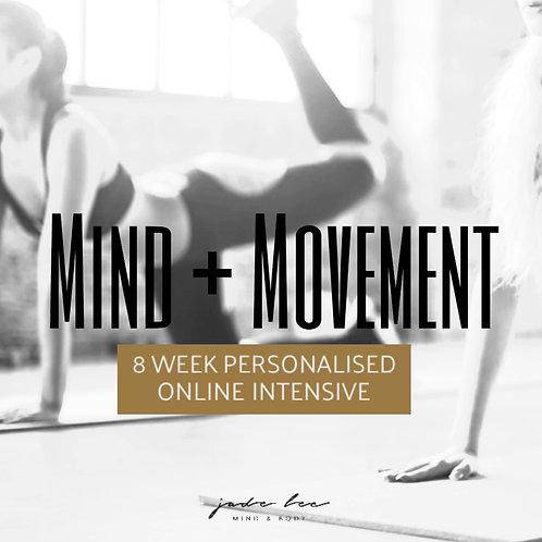 8 Week Mind + Movement Intensive