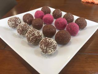 Protein Packed Amazeballs