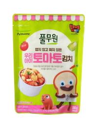 브레드이발소-토마토 김치