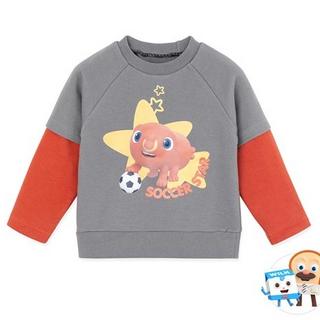 브레드이발소-소시지스타 맨투맨 티셔츠