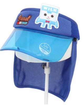 브레드이발소-캐릭터 썬캡 모자