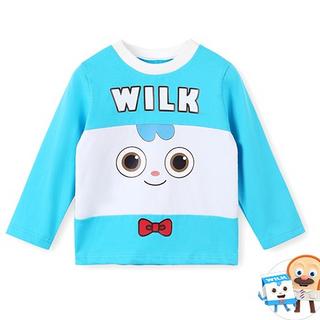 브레드이발소-윌크팩 티셔츠