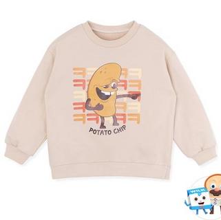 브레드이발소-음크크 맨투맨 티셔츠