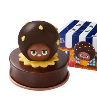 브레드이발소-초코랑 초코 케이크