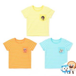 브레드이발소-포켓브레드 티셔츠