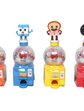 브레드이발소-달콤캔디 자판기 어린이 비타민 장난감