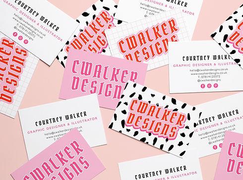 CWalker Designs Business Card Flatlay.jp