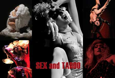 Sex and Taboo - NYC 2010