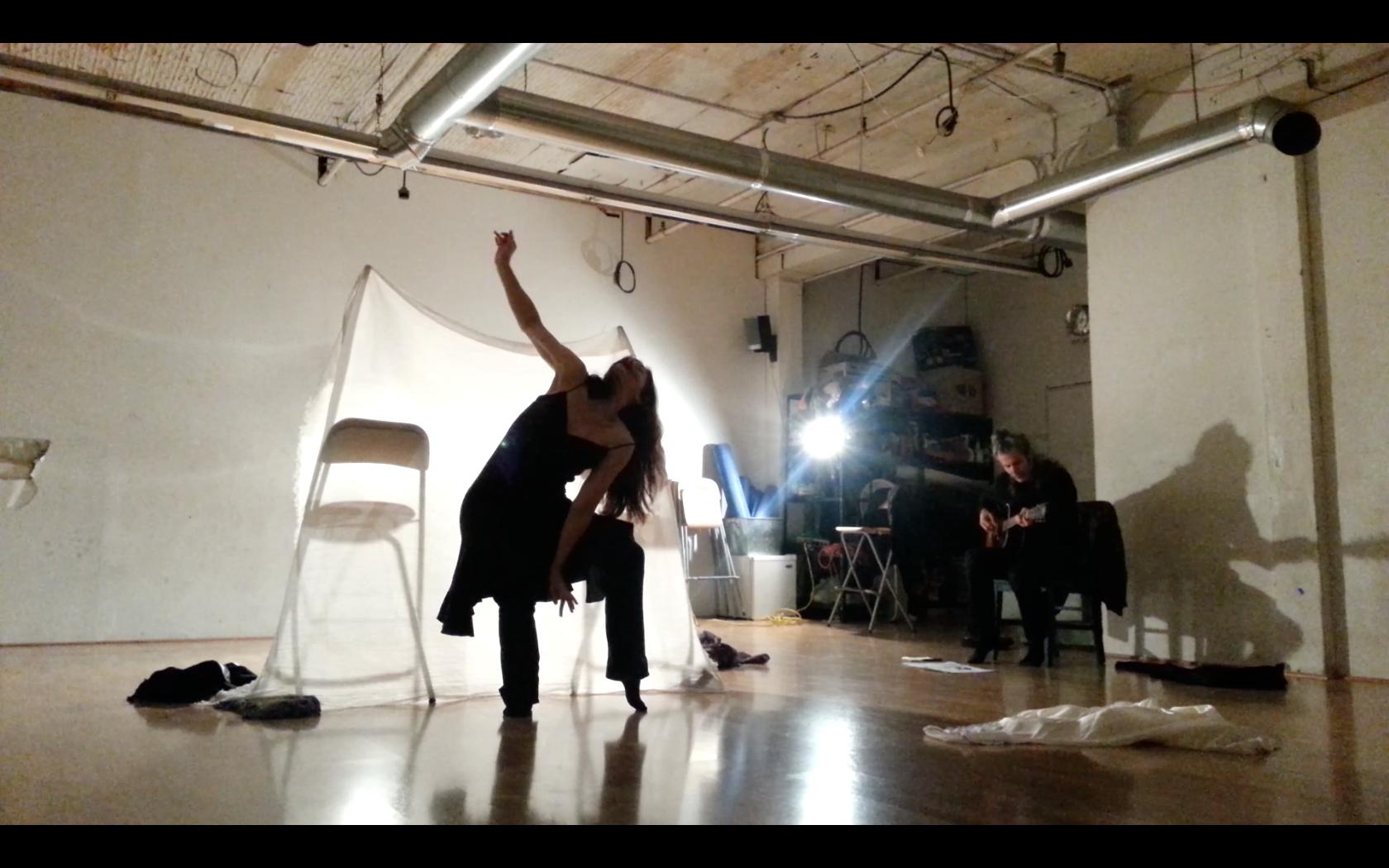Ballad Tree Rehearsal