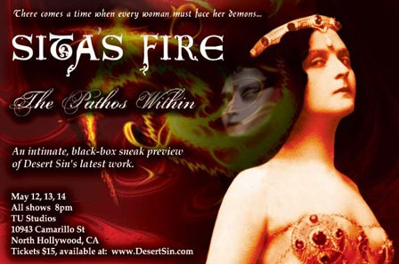 Sita's Fire - The Pathos Within