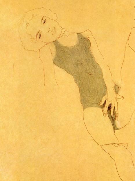 半分横たわっている少女の裸体_web.jpg
