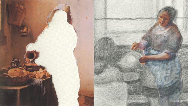 """フェルメール""""牛乳を注ぐ女""""がデニーズで働くまとめ_web.jpg"""
