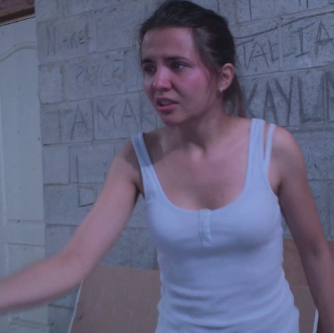 """Still from """"Mulberry Lane"""""""