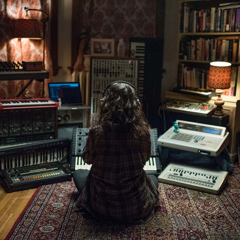 """Promo Image for """"Synthesize"""""""