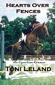 Book cover Hearts Over Fences Toni Leland