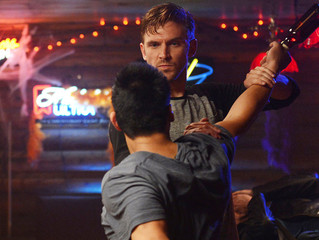5 RULES TO SURVIVE A BAR FIGHT
