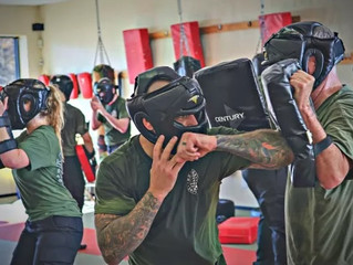 ARE YOU KEEPING YOUR SELF-DEFENCE PROMISE?