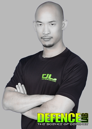 Martial art instructor in Bangkok