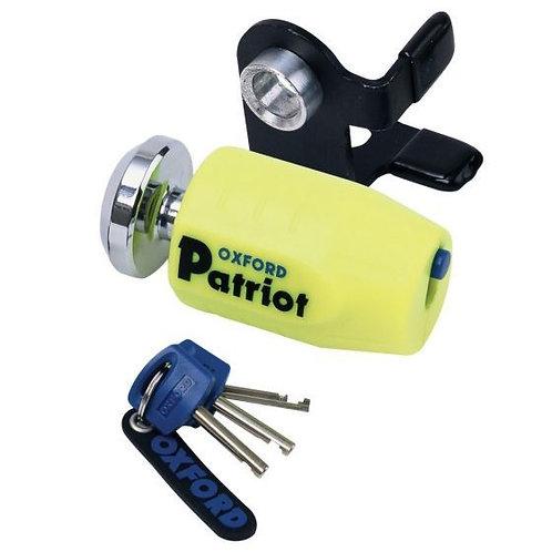Oxford Patriot Disk Lock