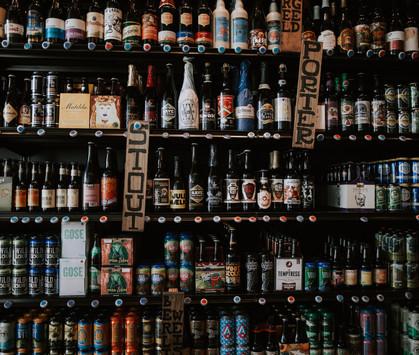 Bier Paket Selektion