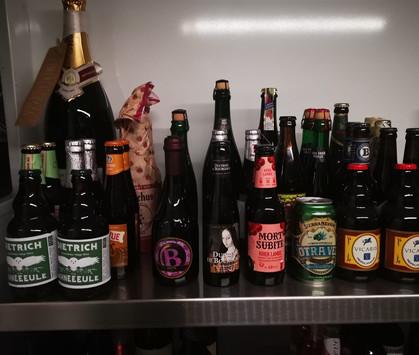 Craft Bier Selektion