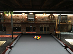 Office recreation and games room