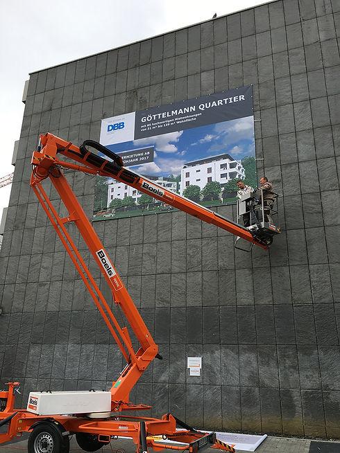 PVC Banner machmedia Lindner