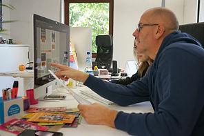 Autorenkorrekturen Inhouse & Remote