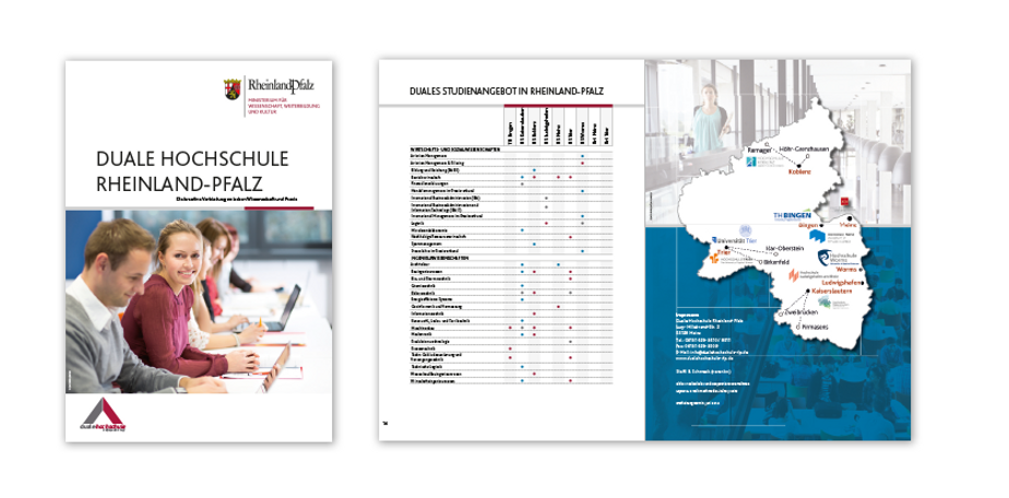 Duale Hochschule Rheinland-Pfalz Magazin