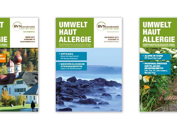 Mitgliedermagazin Umwelt | Haut | Allergie
