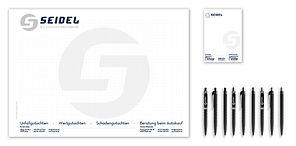 Corporate Design KFZ Seidel Alzey