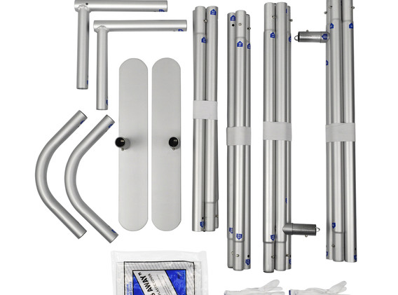 Tubeframe Materialbestand