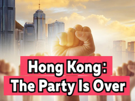 375 Park Managing Director Joins DukascopyTV to Discuss the Situation in Hong Kong