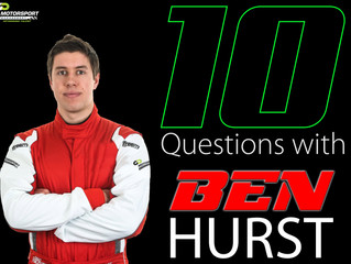 10 Questions with Ben Hurst
