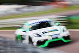 Last lap crash halts Bartholomew's title challenge