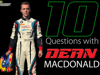 10 Questions with Dean Macdonald