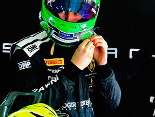 Jack Bartholomew Finishes 3rd in Asia Super Trofeo  Championship