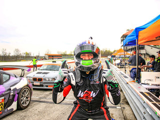 Double Podium for Yoder at Mid Ohio