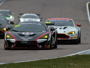 Rabindra Secures Silver Class Podium at Rockingham
